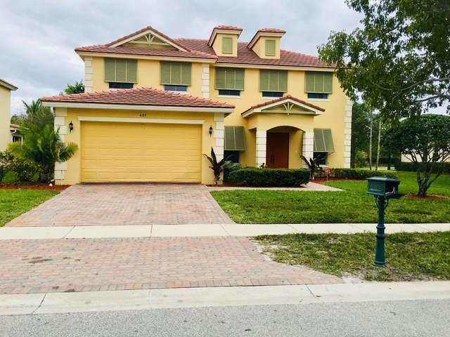 489 Saint Emma Drive, Royal Palm Beach, FL 33411 (MLS #RX-10705754) :: The Jack Coden Group