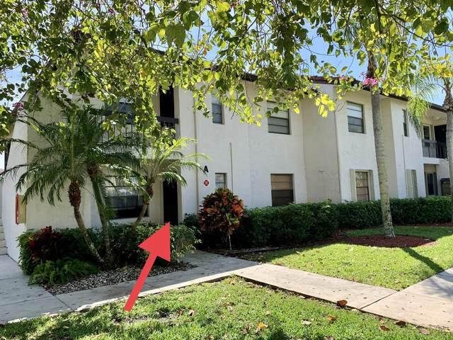7927 Eastlake Drive 5A, Boca Raton, FL 33433 (#RX-10705760) :: Ryan Jennings Group