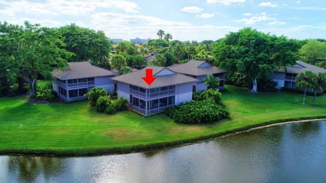 7057 Rain Forest Drive C7u, Boca Raton, FL 33434 (#RX-10705761) :: Baron Real Estate