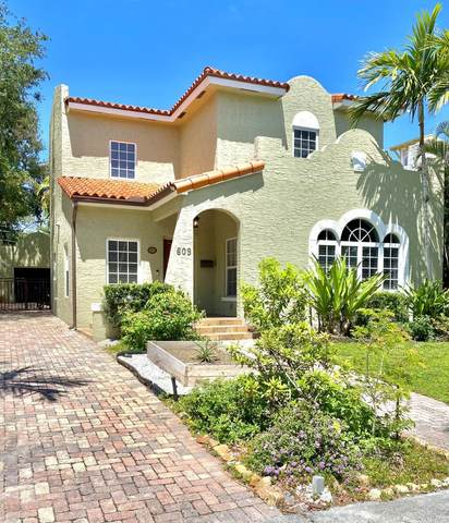 609 Flamingo Drive, West Palm Beach, FL 33401 (MLS #RX-10705762) :: The Paiz Group