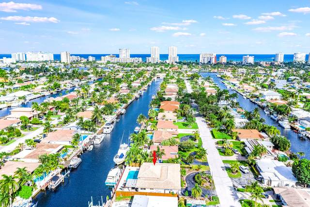 2319 SE 10th Street, Pompano Beach, FL 33062 (MLS #RX-10705789) :: The Jack Coden Group