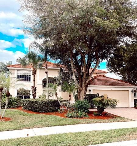 313 Timberwood Court, Palm Beach Gardens, FL 33418 (MLS #RX-10705802) :: The Jack Coden Group