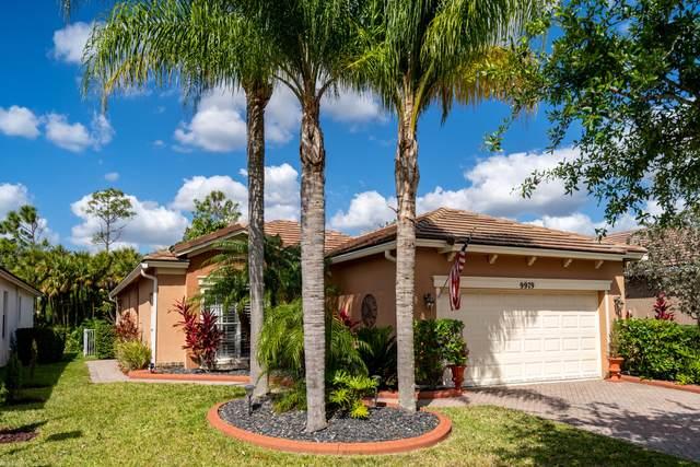 9979 SW Stonegate Drive, Port Saint Lucie, FL 34987 (#RX-10705845) :: Baron Real Estate