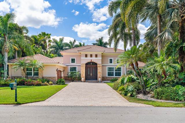 7941 Ironhorse Boulevard, West Palm Beach, FL 33412 (MLS #RX-10705860) :: The Jack Coden Group