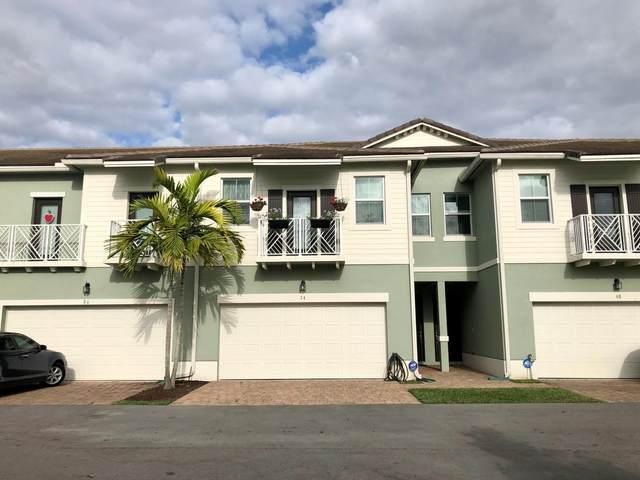 74 Sabal Court, Royal Palm Beach, FL 33411 (MLS #RX-10705867) :: The Jack Coden Group