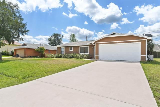 842 SW Koler Avenue, Port Saint Lucie, FL 34953 (MLS #RX-10705872) :: The Paiz Group