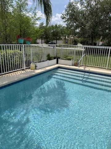 11499 SW Pembroke Drive, Port Saint Lucie, FL 34987 (#RX-10705873) :: Baron Real Estate