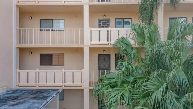 6866 Huntington Lane #205, Delray Beach, FL 33446 (#RX-10705877) :: Ryan Jennings Group
