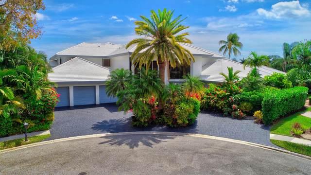 21180 Oakley Court, Boca Raton, FL 33433 (MLS #RX-10705880) :: The Jack Coden Group