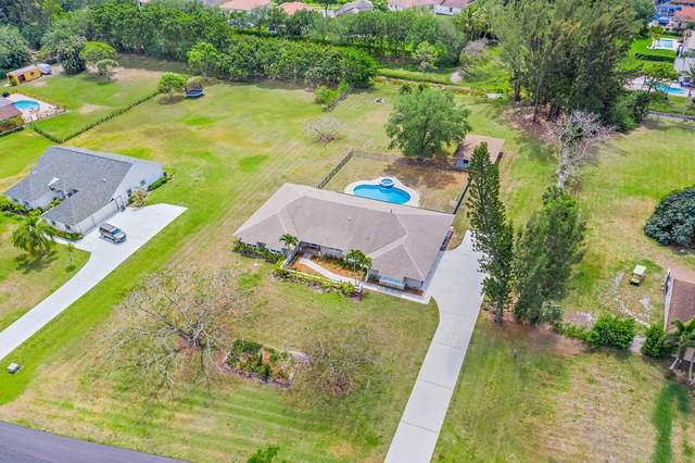 9332 Corral View, Lake Worth, FL 33467 (MLS #RX-10705934) :: The Paiz Group