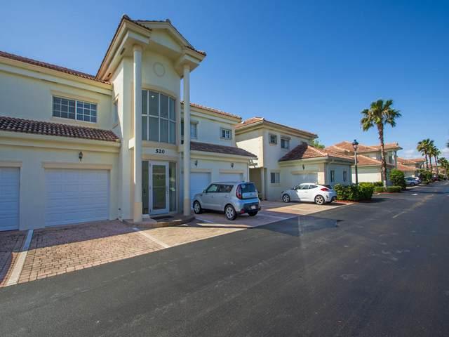 520 7th Square SW #202, Vero Beach, FL 32962 (#RX-10705941) :: Real Treasure Coast