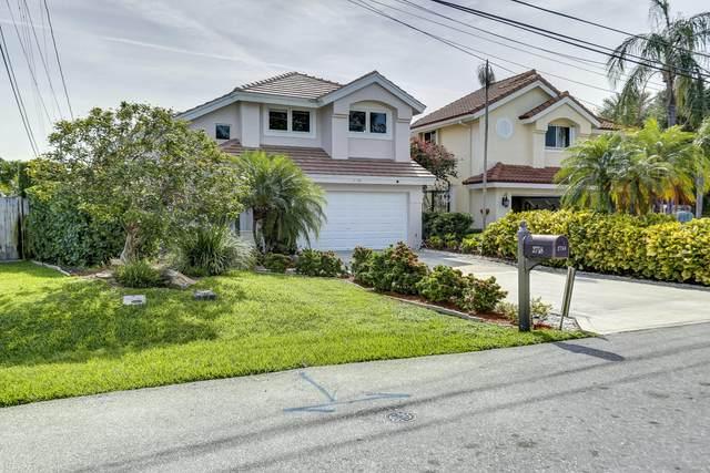 2758 NE 27th Avenue, Lighthouse Point, FL 33064 (#RX-10705942) :: Posh Properties