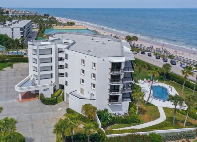 4101 Ocean Drive #3, Vero Beach, FL 32963 (#RX-10705950) :: Posh Properties
