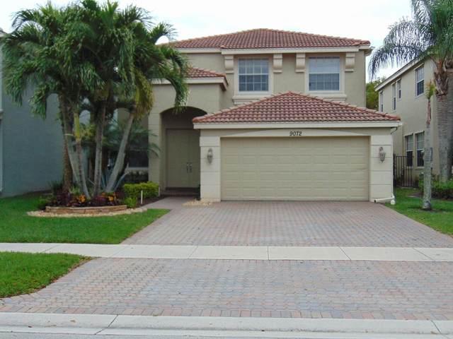 9072 Dupont Place Place, Wellington, FL 33414 (#RX-10705953) :: Michael Kaufman Real Estate