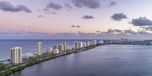 125 Shore Court 307A, North Palm Beach, FL 33408 (#RX-10705963) :: Heather Towe | Keller Williams Jupiter