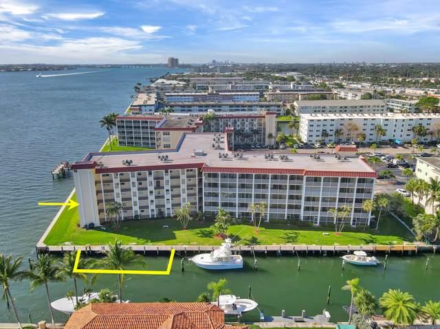 105 Paradise Harbour Boulevard #304, North Palm Beach, FL 33408 (#RX-10706015) :: Heather Towe | Keller Williams Jupiter