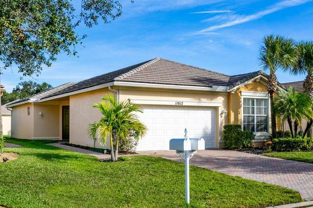 11012 SW Dunhill Court, Port Saint Lucie, FL 34987 (#RX-10706027) :: Baron Real Estate
