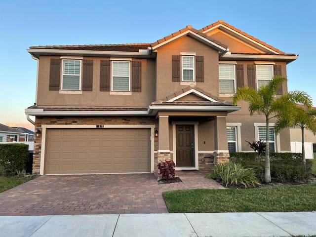 11627 SW Rowena Street, Port Saint Lucie, FL 34987 (#RX-10706073) :: Baron Real Estate