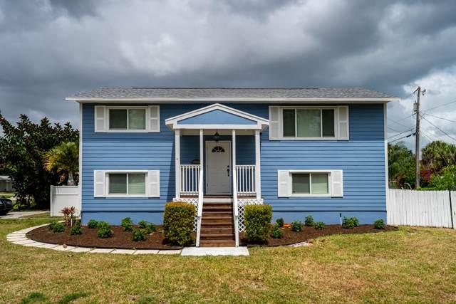 4912 Seagrape Drive, Fort Pierce, FL 34982 (#RX-10706081) :: Real Treasure Coast