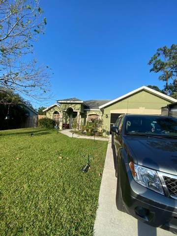 3865 SW Cheribon Street, Port Saint Lucie, FL 34953 (MLS #RX-10706082) :: The Paiz Group