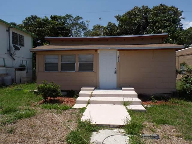 1028 Adams Street, West Palm Beach, FL 33407 (#RX-10706091) :: Posh Properties
