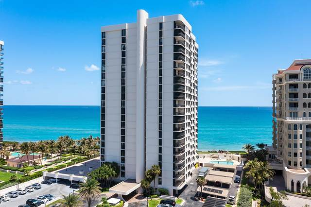5380 N Ocean Drive 22C, Singer Island, FL 33404 (#RX-10706094) :: DO Homes Group