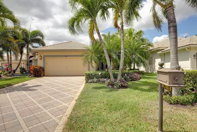 6763 Rothschild Circle, Lake Worth, FL 33467 (MLS #RX-10706108) :: The Jack Coden Group