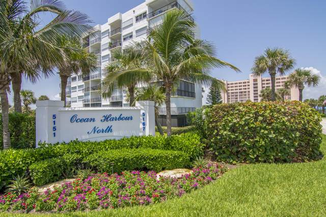 5151 N Highway A1a #714, Hutchinson Island, FL 34949 (#RX-10706133) :: Baron Real Estate