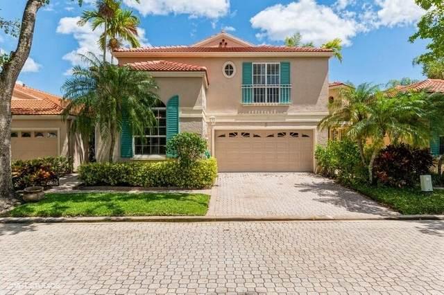 5 Via Aurelia, Palm Beach Gardens, FL 33418 (MLS #RX-10706136) :: The Jack Coden Group