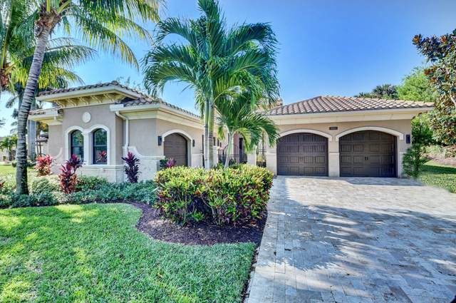 8861 Sydney Harbor Circle, Delray Beach, FL 33446 (MLS #RX-10706158) :: The Jack Coden Group