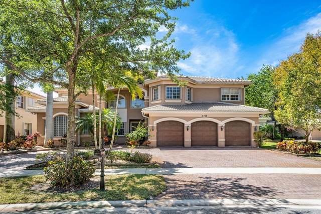8728 Thornbrook Terrace Point, Boynton Beach, FL 33473 (#RX-10706163) :: Michael Kaufman Real Estate
