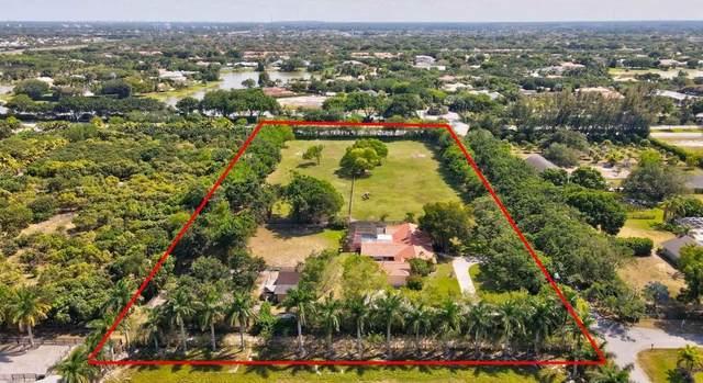17962 Wagon Wheel Drive, Boca Raton, FL 33496 (MLS #RX-10706182) :: The Jack Coden Group