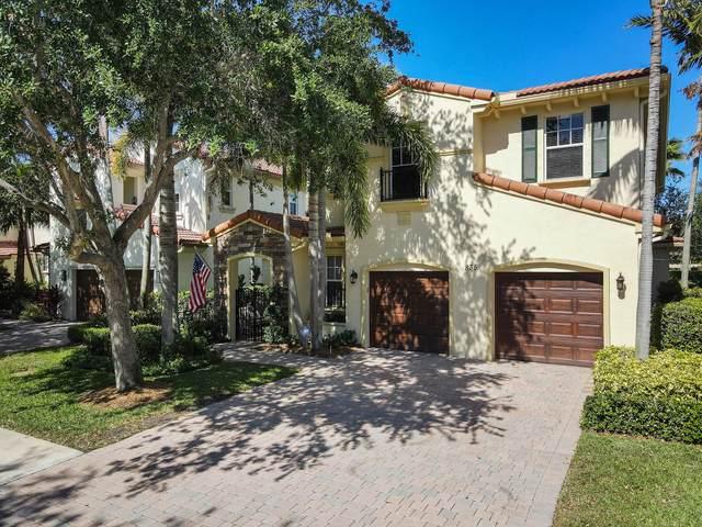 835 Madison Court, Palm Beach Gardens, FL 33410 (MLS #RX-10706201) :: The Jack Coden Group