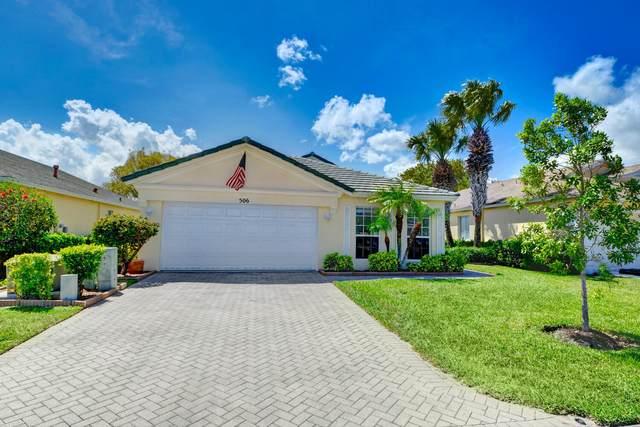 506 SW Indian Key Drive, Port Saint Lucie, FL 34986 (#RX-10706209) :: Real Treasure Coast