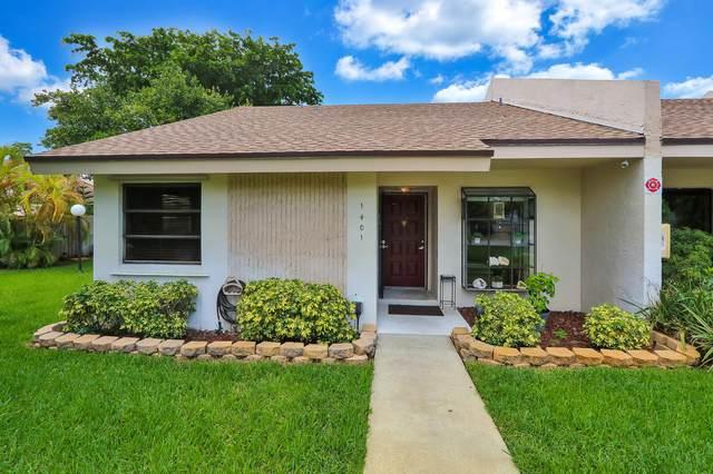 2780 S Oakland Forest Drive #1401, Oakland Park, FL 33309 (#RX-10706217) :: Signature International Real Estate