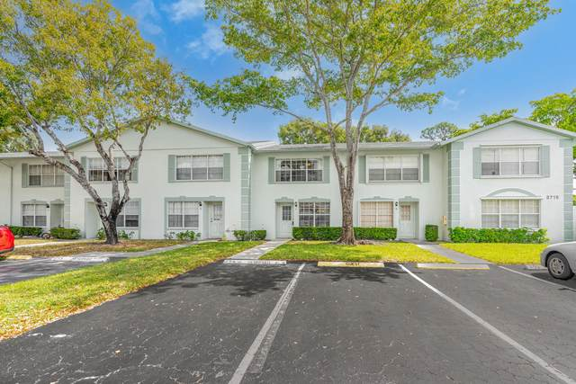 3715 Savoy Lane F, West Palm Beach, FL 33417 (#RX-10706235) :: The Rizzuto Woodman Team