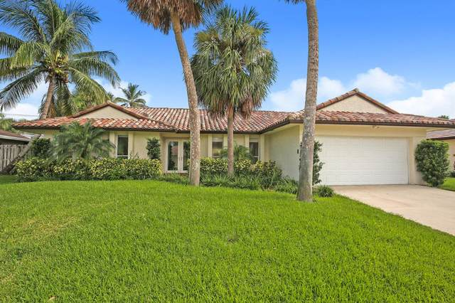 1461 SW 16th Street, Boca Raton, FL 33486 (MLS #RX-10706307) :: The Jack Coden Group