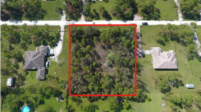 0 85th Road N, Loxahatchee, FL 33470 (MLS #RX-10706324) :: Berkshire Hathaway HomeServices EWM Realty