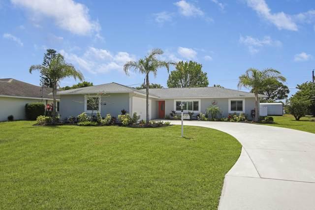 458 SE Lamon Lane, Port Saint Lucie, FL 34983 (MLS #RX-10706329) :: The Paiz Group