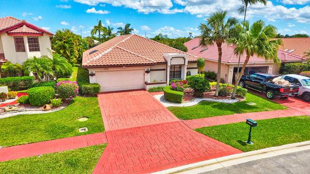 10215 Sunset Bend Drive, Boca Raton, FL 33428 (MLS #RX-10706331) :: Berkshire Hathaway HomeServices EWM Realty