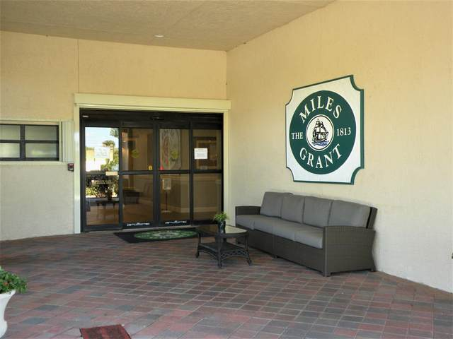 5335 SE Miles Grant Road H-109, Stuart, FL 34997 (#RX-10706337) :: Baron Real Estate