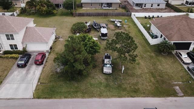 3997 SW Alice Street, Port Saint Lucie, FL 34953 (MLS #RX-10706339) :: Berkshire Hathaway HomeServices EWM Realty