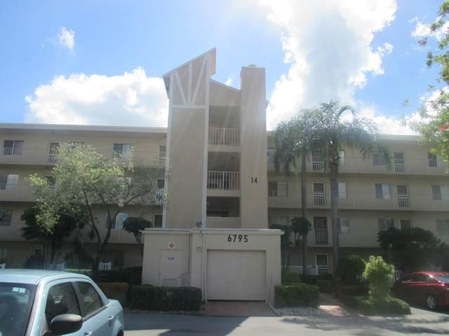 6795 Huntington 405 Lane #405, Delray Beach, FL 33446 (#RX-10706349) :: Baron Real Estate