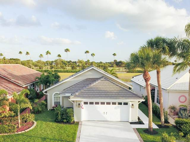 2622 Country Golf Drive, Wellington, FL 33414 (MLS #RX-10706377) :: The Jack Coden Group