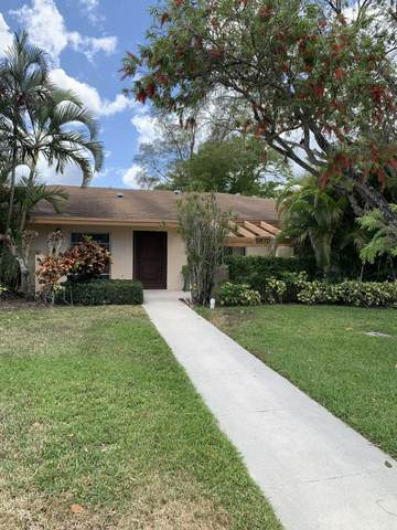 5870 Sugar Palm Court B, Delray Beach, FL 33484 (#RX-10706389) :: The Rizzuto Woodman Team
