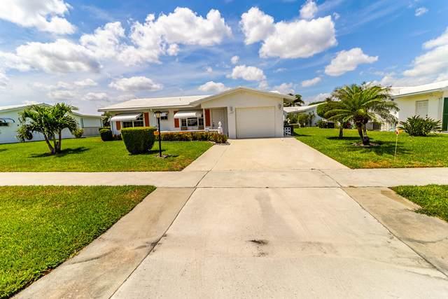 1701 SW 18th Street, Boynton Beach, FL 33426 (MLS #RX-10706402) :: The Jack Coden Group