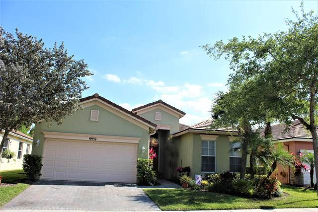 9939 SW Chadwick Drive, Port Saint Lucie, FL 34987 (#RX-10706425) :: Baron Real Estate