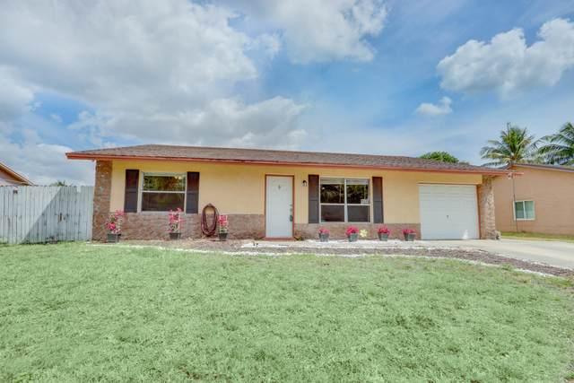 4770 Poseidon Place, Lake Worth, FL 33463 (MLS #RX-10706440) :: The Jack Coden Group