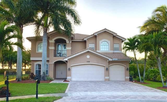 11032 Brandywine Lake Way, Boynton Beach, FL 33473 (MLS #RX-10706445) :: Berkshire Hathaway HomeServices EWM Realty