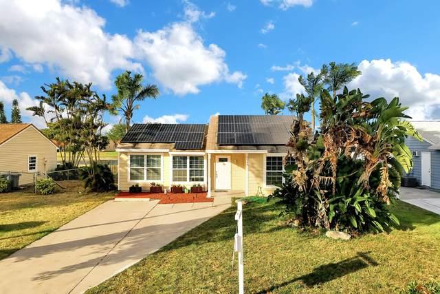 5488 Courtney Circle, Boynton Beach, FL 33472 (MLS #RX-10706451) :: The Paiz Group